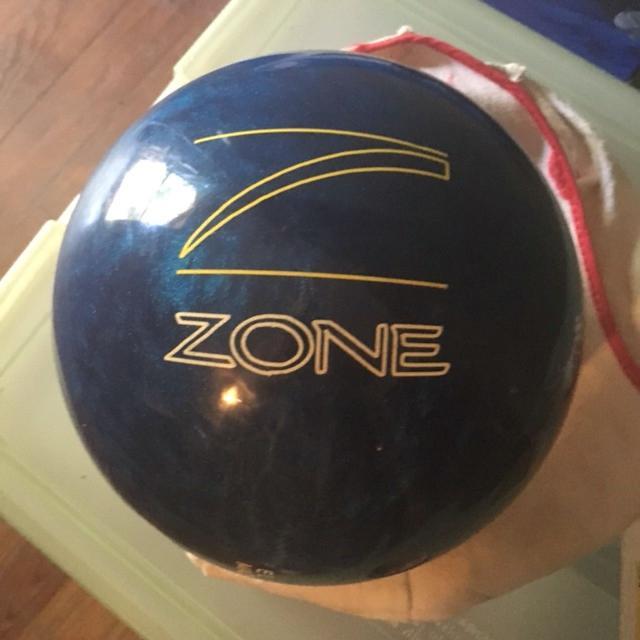 Brunswick Bowling Ball, Bag & accessories