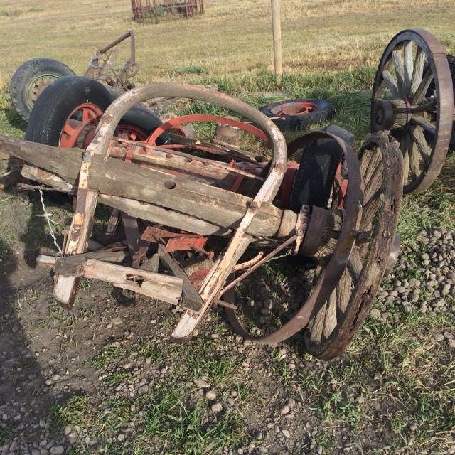 Wagon Wheel Replacement Parts : Find more antique wagon parts great stuff to rebuild or