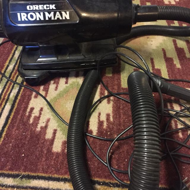 best oreck ironman canister vacuum for in hendersonville oreck ironman canister vacuum