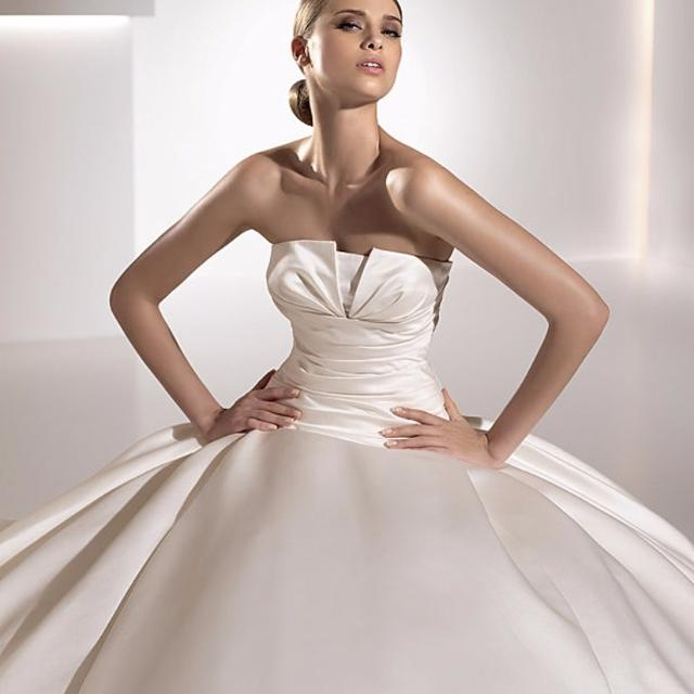 Ovias Georgia 2017 Collection Wedding Dress