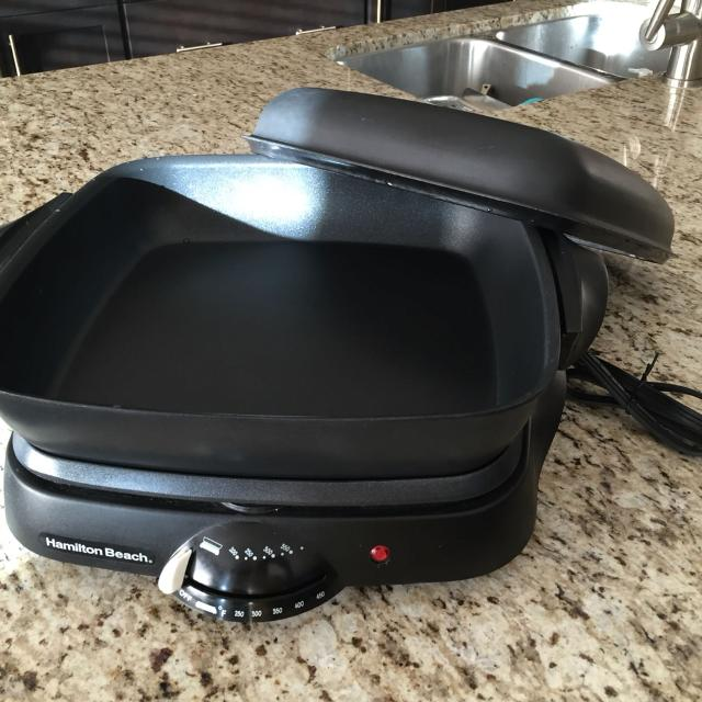Find More Hamilton Beach Electric Frying Pan Griddle