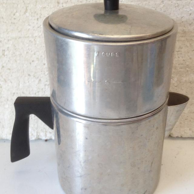white ceramic coffee maker