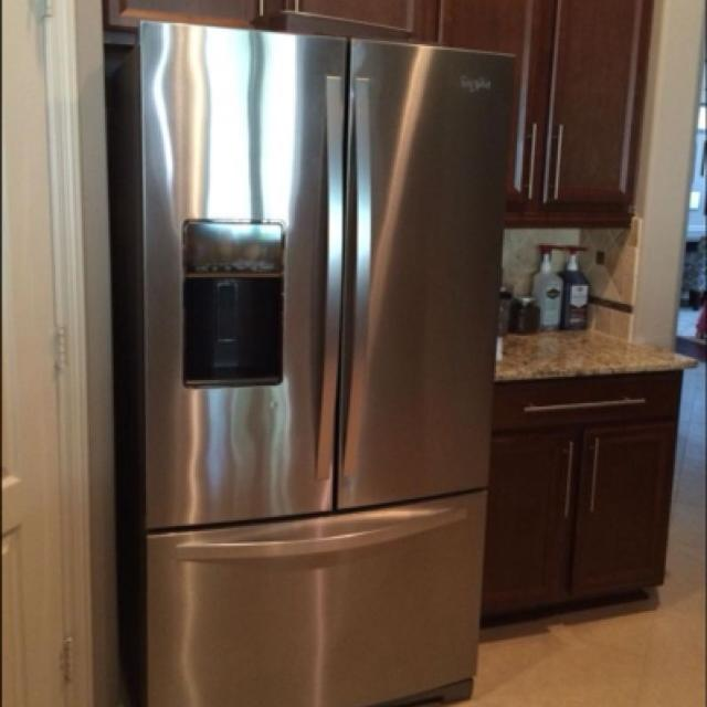 Find More Whirlpool French Door Refrigerator For Sale At Up To 90 Off