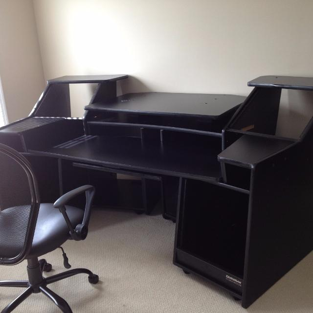 Find More Omnirax Forte Production Desk Workstation For Sale At Up