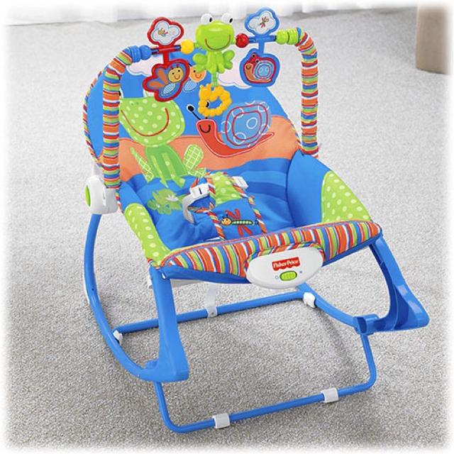 Fisher Price Infant To Toddler Rocker And Seat