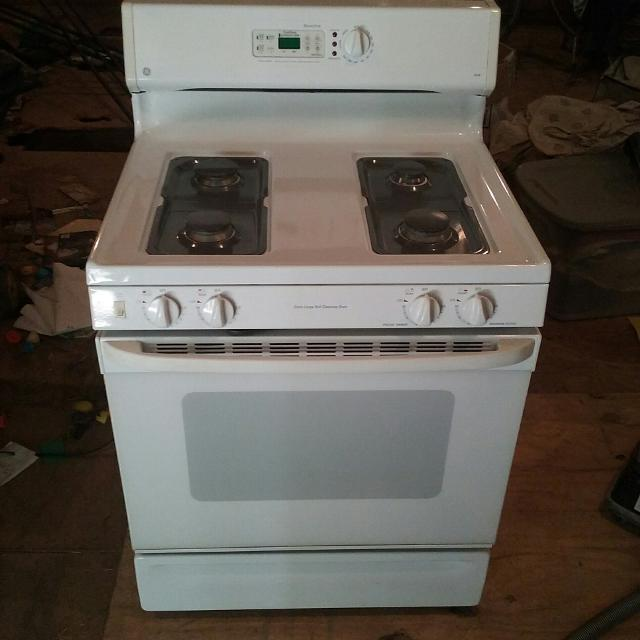 Best Ge Spectra Lp Propane Gas Stove Oven For In Springfield Tennessee 2019