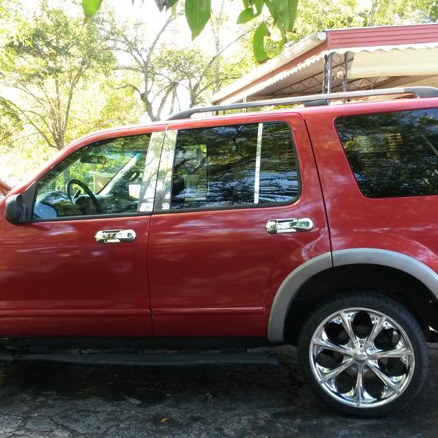 Best 2002 Ford Explorer 100000 Miles Brand New Tires And Rims Battery Lots Of Extras Great Shape For In Chapel Hill Tennessee 2019