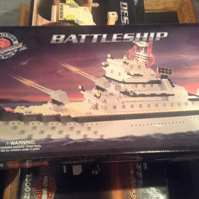 Find More Lego Battleship 7 For Sale At Up To 90 Off