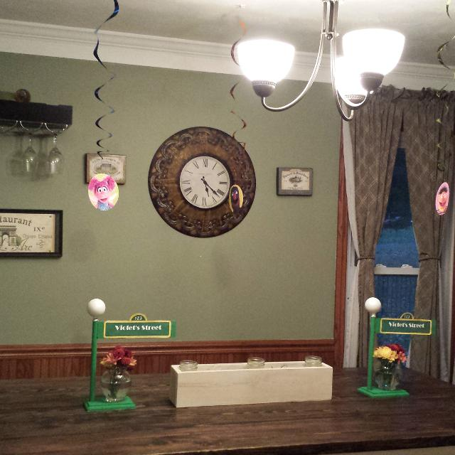 Find more 4 sesame street lamp post centerpieces for sale at up to 4 sesame street lamp post centerpieces aloadofball Choice Image