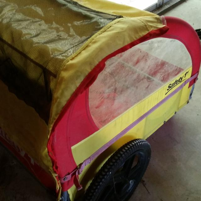 Find more Free!! Safety 1st Bike Trailer for sale at up to