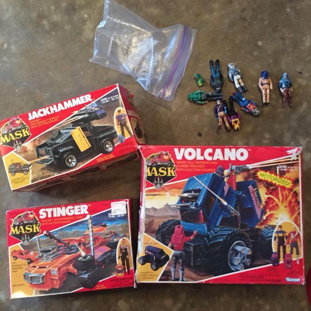 M M Toys Sale : Best m a s k toys in boxes for sale fort bragg north