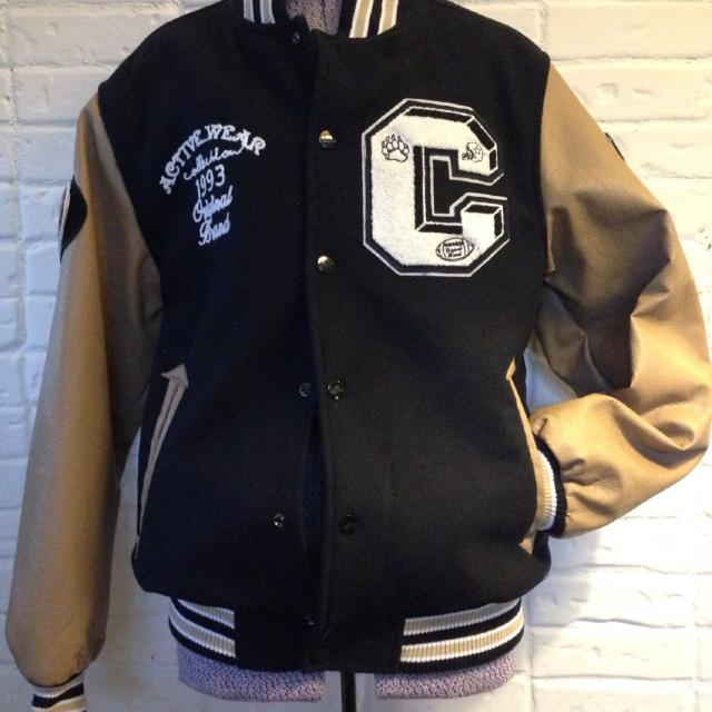 Find More Imperious Varsity Jacket Tags Attached Large For Sale At