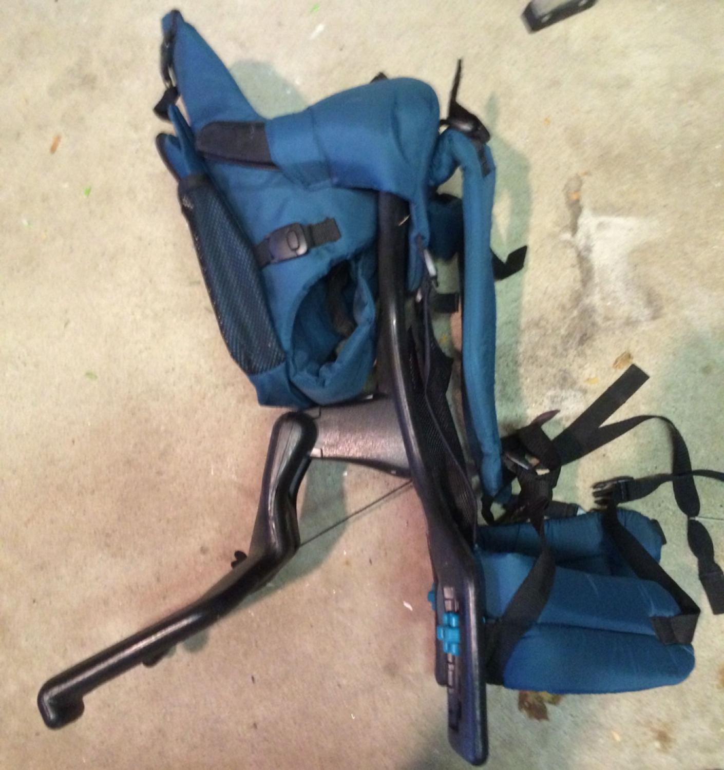 Evenflo Trail Tech Hiking Backpack Weight Limit Regreen