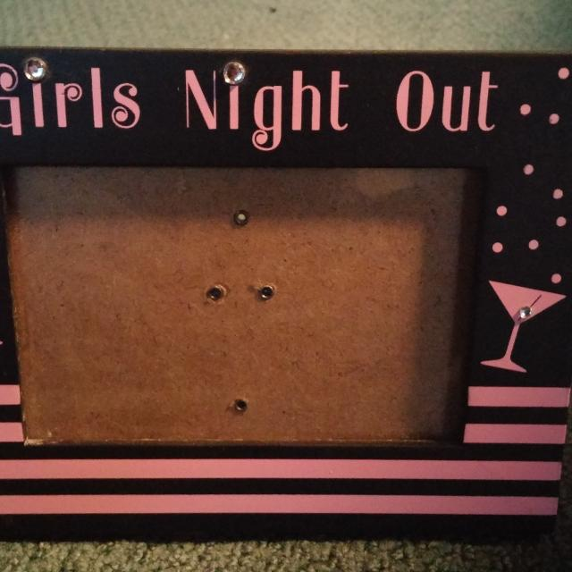 Best Cute Girls Night Out Picture Frame For Sale In Lake Geneva