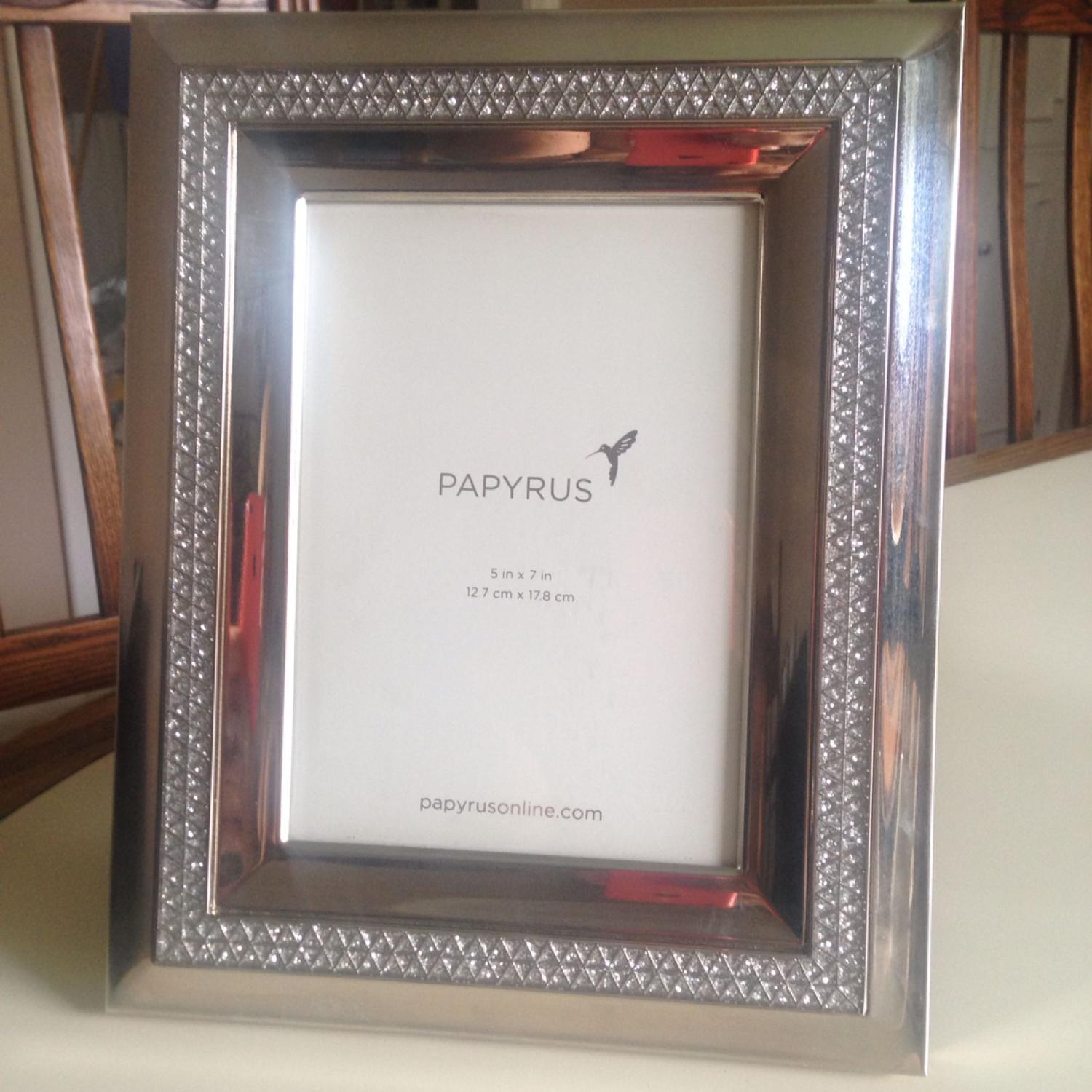 Best Papyrus Silver Jewelled Photo Frame for sale in Richmond Hill ...