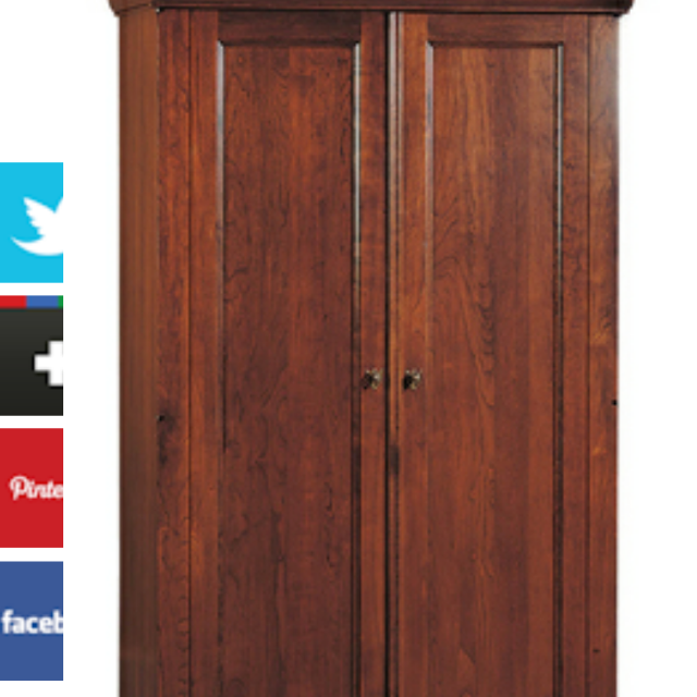Solid Wood Bedroom TV Armoire Durham Furniture made in Canada. Best Solid Wood Bedroom tv Armoire Durham Furniture Made In Canada
