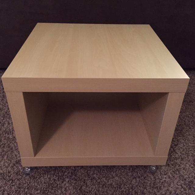 Coffee Table With Storage Cubes.Ikea Lack Side Table Storage Cube On Casters