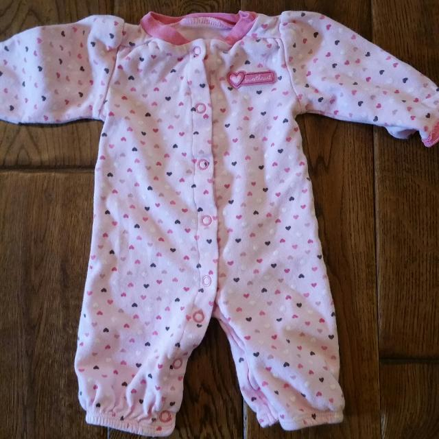 Find more Carter\'s Newborn Snap Up Sleeper. Can Also Be Snapped Into ...
