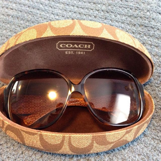 6ca0760550 Best Coach Mimi Sunglasses - Tortoise Shell Brown for sale in North York