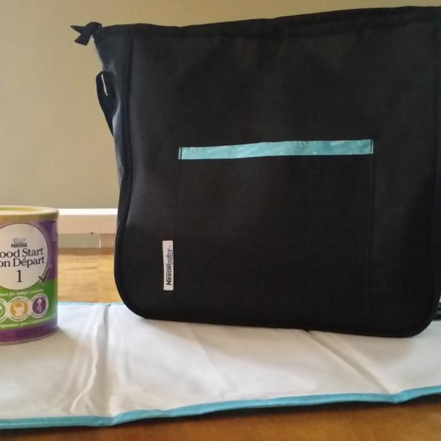 Nestle Baby Formula Diaper Bag Free