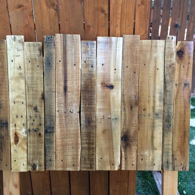 Reclaimed Wood Headboards. Seller can meet near. Colorado Springs ... - Best Reclaimed Wood Headboards For Sale In Colorado Springs