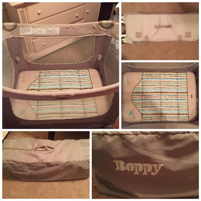 Find More Boppy Brand Pack N Play Used Condition For Sale At Up To