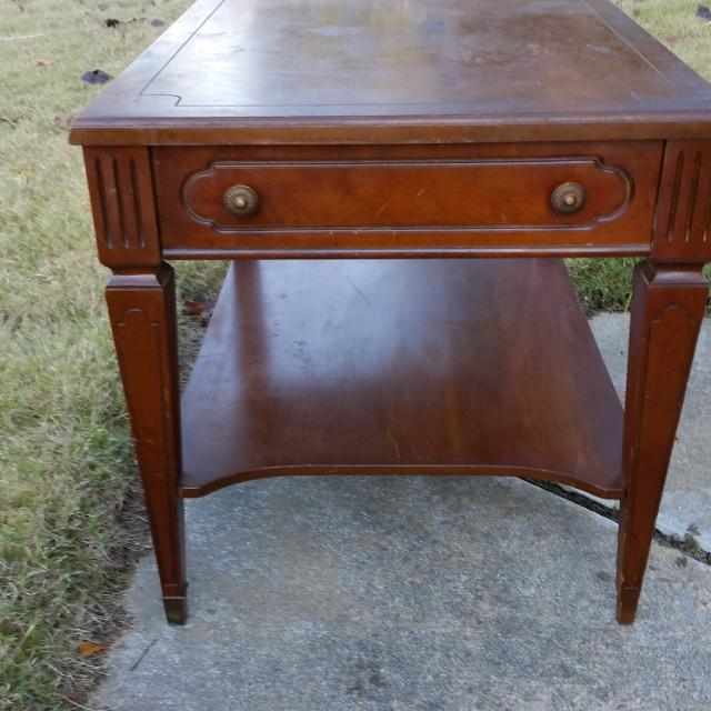 Mersman 8713 antique wood table *REDUCED! * - Find More Mersman 8713 Antique Wood Table *reduced! * For Sale At Up