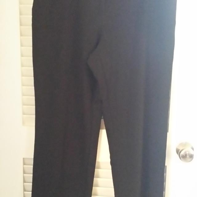 Best Black Dress Pants From Kohls 212 Collection Size 14 Petite