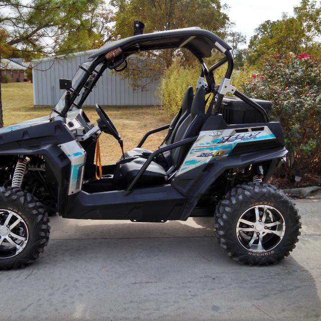 Best 2013 Cfmoto Z6-ex for sale in Durant, Oklahoma for 2018