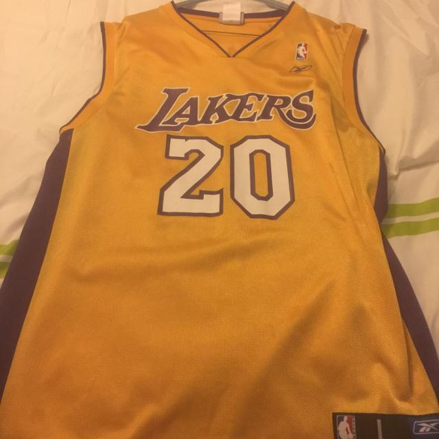 Best Laker Jersey - Gary Jersey - Payton Jersey for sale in Alamo Heights e827f2ce4