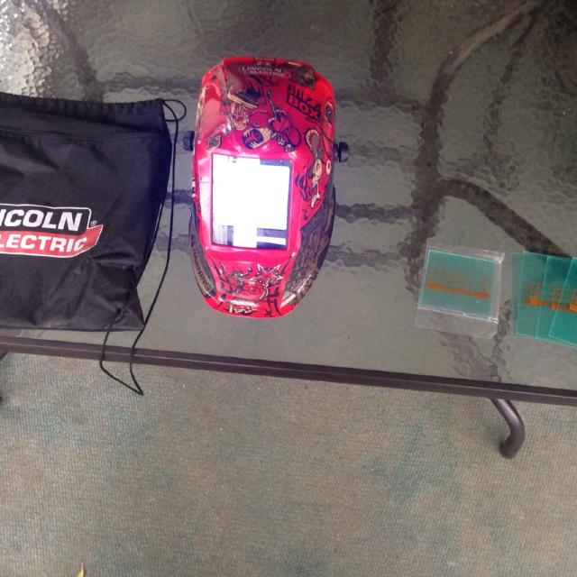 4f5f00f2b Find more Lincoln Viking 3350 Series Welding Helmet for sale at up ...