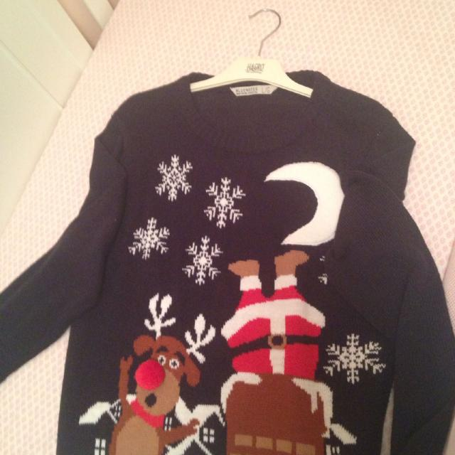 Find More Ugly Christmas Sweater Euc Bluenotes Size Large For Sale