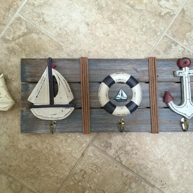 Hobby Lobby Nautical Decor