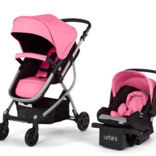 NEW Urbini Omni Infant Car Seat SELLING CAR SEAT ONLY NOT STROLLER OR