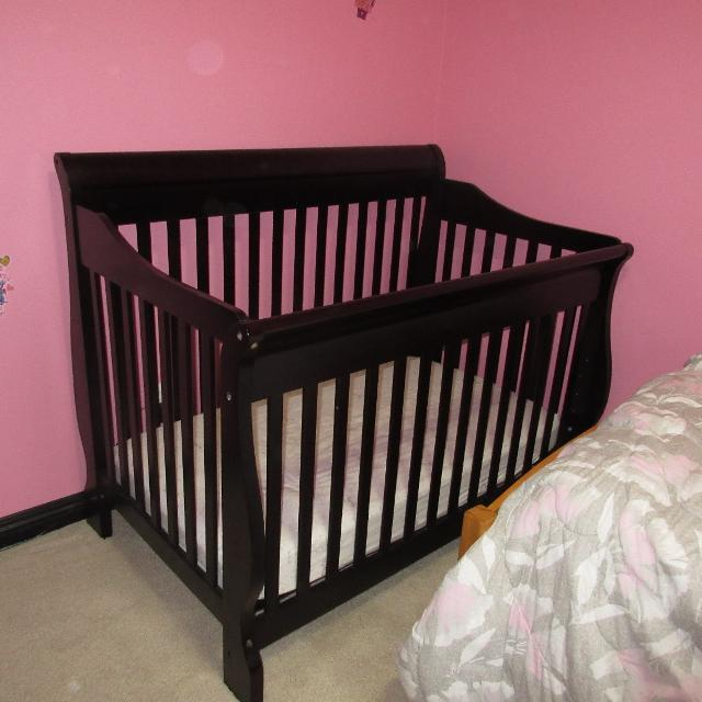 Find More Shermag Convertible Crib For Sale At Up To 90 Off