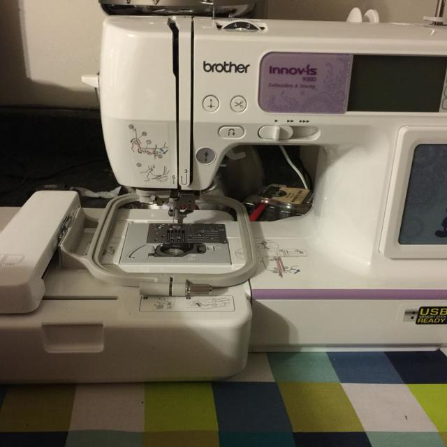 Best Brother Innovis 40d Disney Sewing And Embroidery Machine With Best Used Sewing Embroidery Machines For Sale
