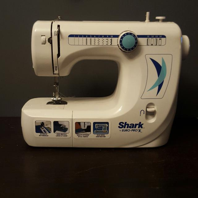 Find More Euro Pro Shark Portable Sewing Machine For Sale At Up To Best Shark By Euro Pro X Sewing Machine