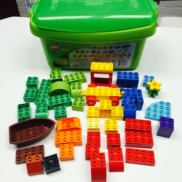 Find More Lego Duplo Set Ages 1 12 5 Years Old Gently Used Great