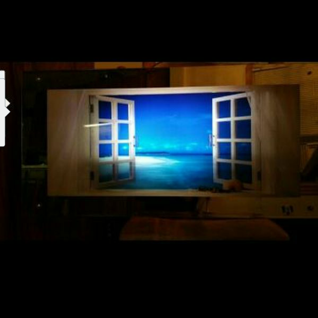 Find More Moving Picture In Motionmirror Framedwaterfall With