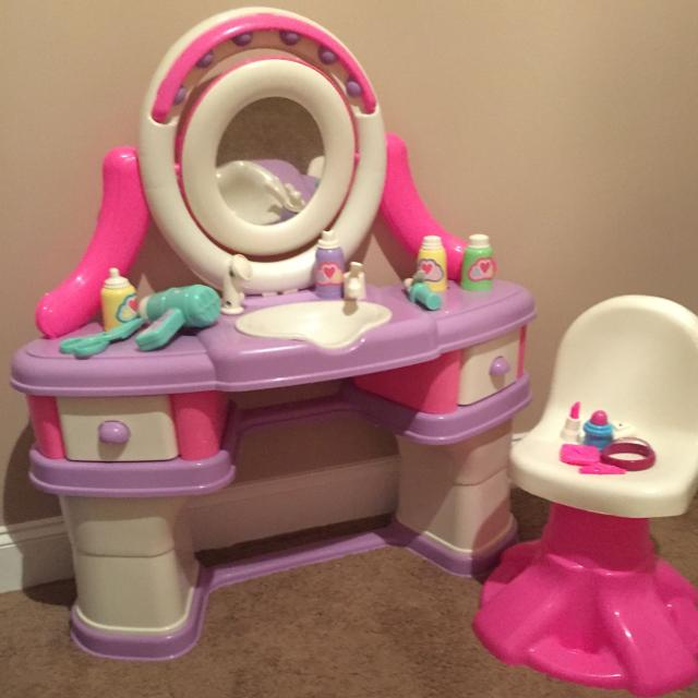 Find More Beauty Salon Vanity Set Price Reduced For Sale At Up To