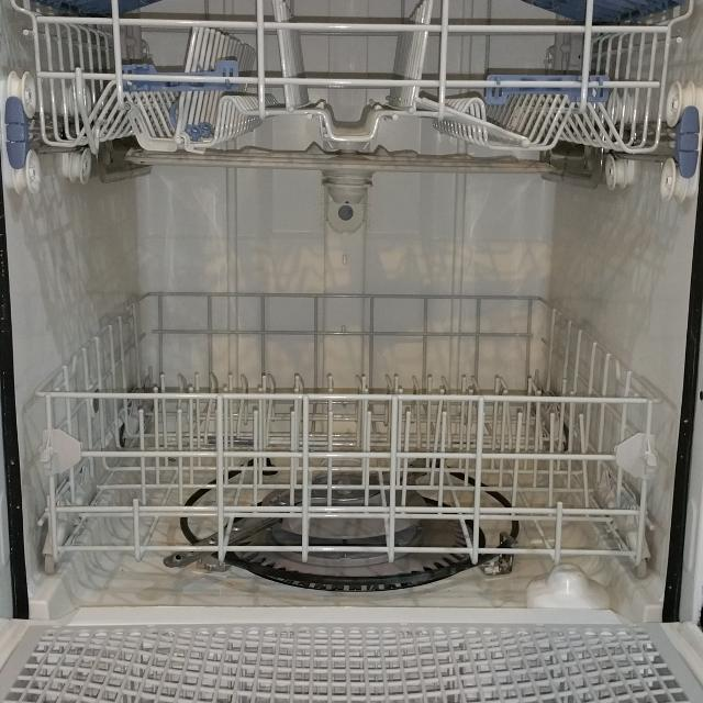 Built Dishwasher Whirlpool Quiet Partner Iii