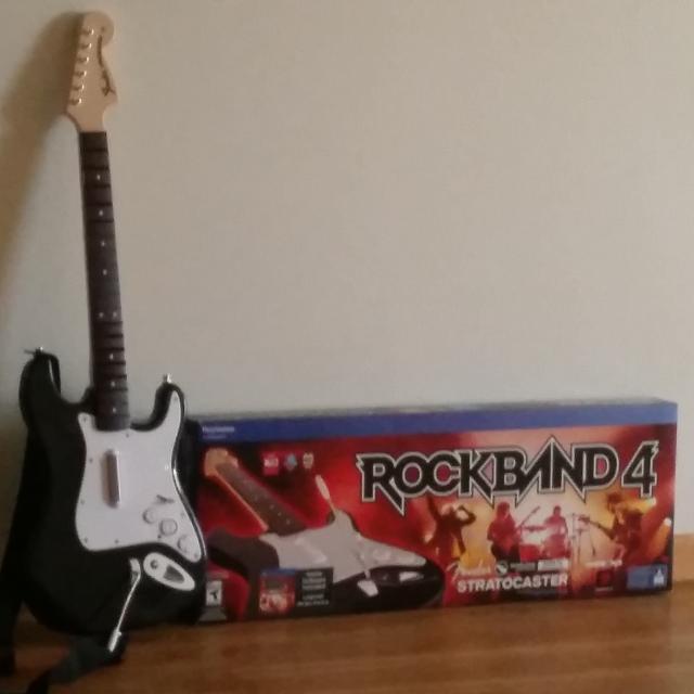 Rockband 4 PS4