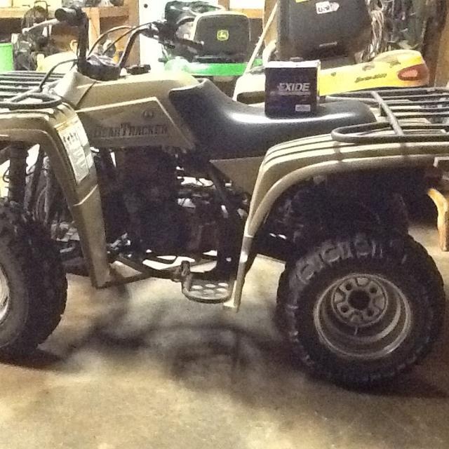 99 Yamaha Bear Tracker 250 2 Wd
