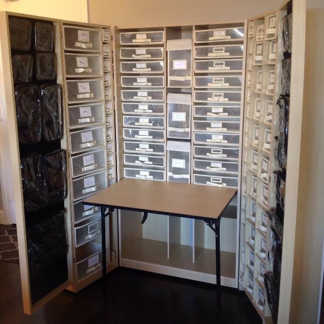 Find more Scrapbook/craft Storage Armoire & Work Station ...