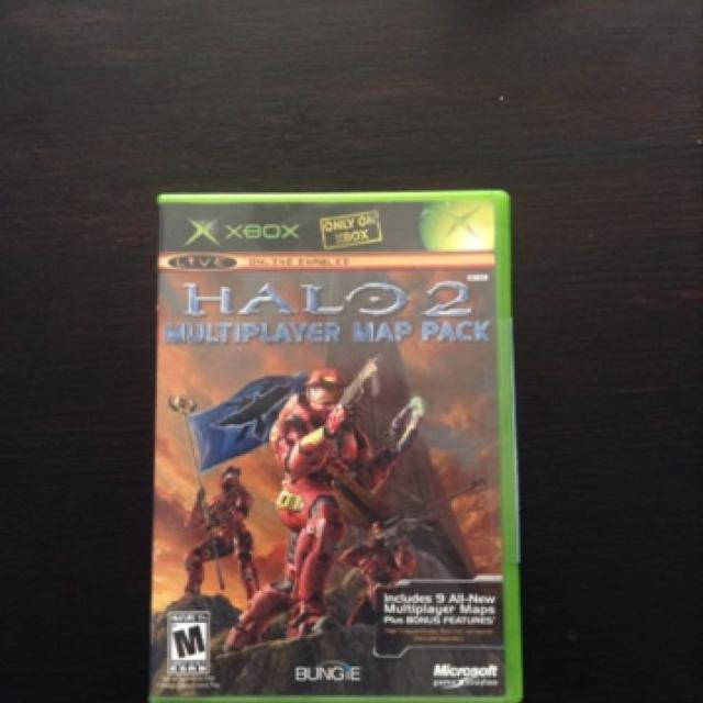 Best Xbox: Halo 2 Multiplayer Map Pack