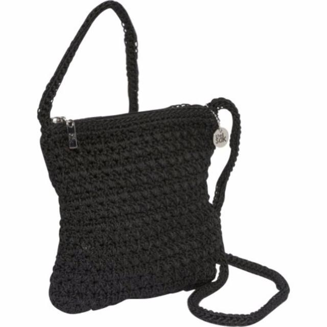 The Sak Mini Crochet Crossbody