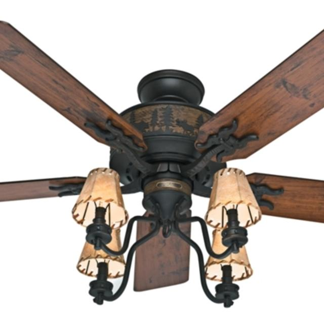 Find more hunter adirondack ceiling fan and light 52 inch for sale hunter adirondack ceiling fan and light 52 inch aloadofball Gallery