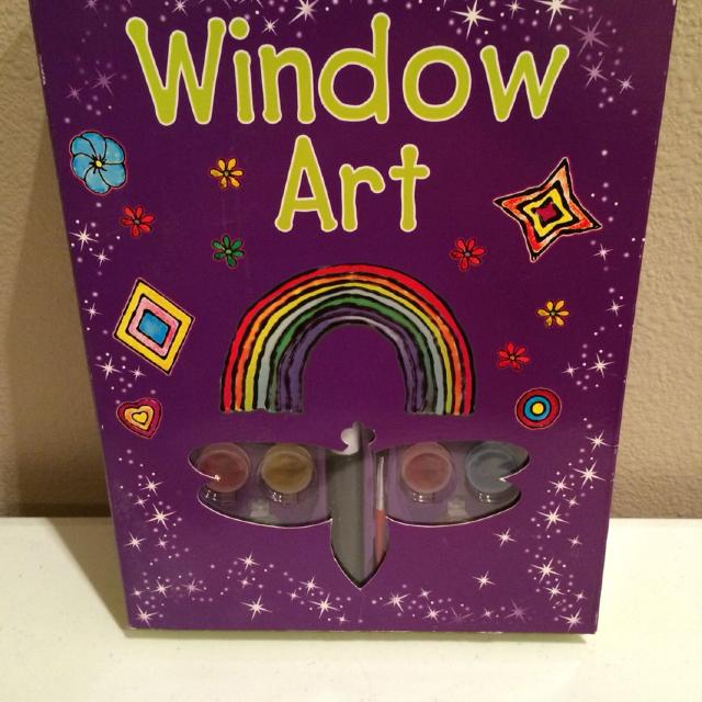 Find More Window Art Craft Kit New For Sale At Up To 90 Off