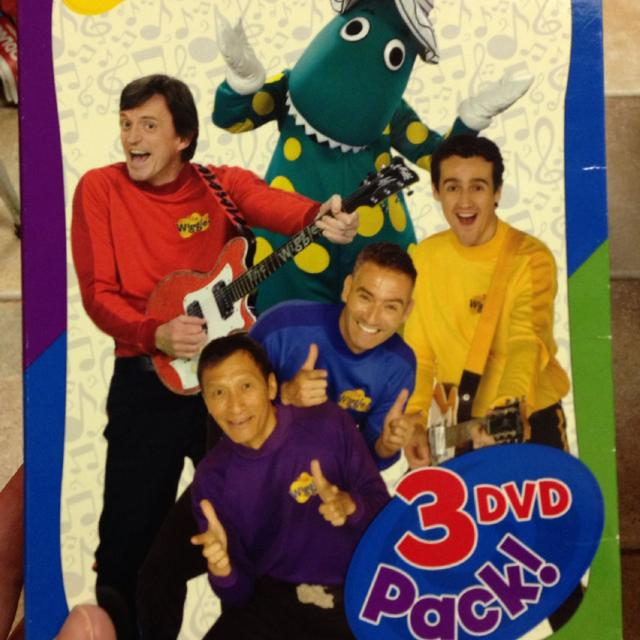Best The Wiggles Dvds For Sale In Barrie, Ontario For 2019