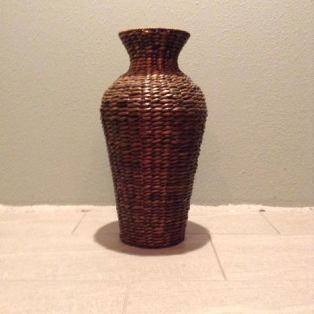 Find More Tall Wicker Floor Vase For Sale At Up To 90 Off